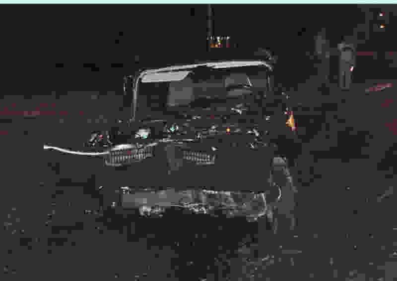 В Тамбове 16-летний подросток на «Жигулях» протаранил автобус