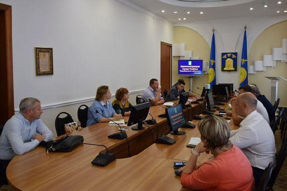 В Тамбове началась подготовка к Международной Покровской ярмарке