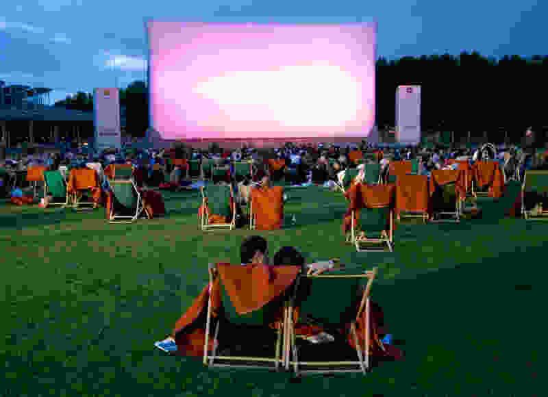 В Тамбове откроется кинотеатр под открытым небом