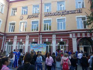 В Тамбове провели традиционный фестиваль «Мы вместе!»