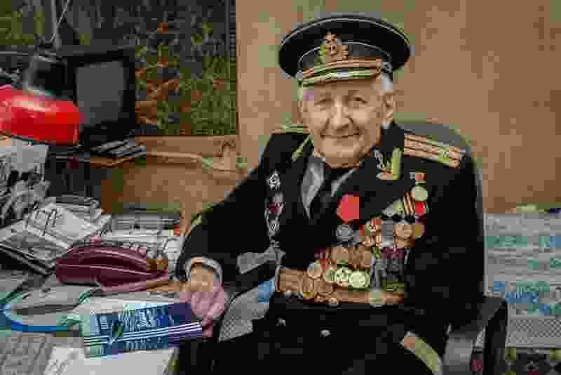В Тамбове скончался старейший в мире подводник