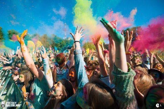 В Тамбове состоится популярный летний фестиваль ColorFest