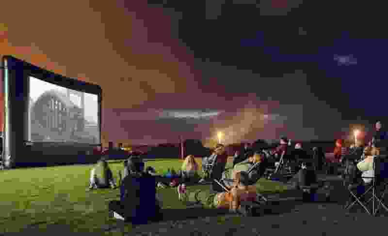 В Тамбове три недели будет работать кинотеатр под открытым небом: расписание сеансов