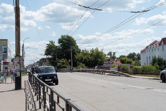 В Тамбове утвердили проект реконструкции улицы Базарной