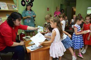 В тамбовской библиотеке прошла встреча с детским писателем