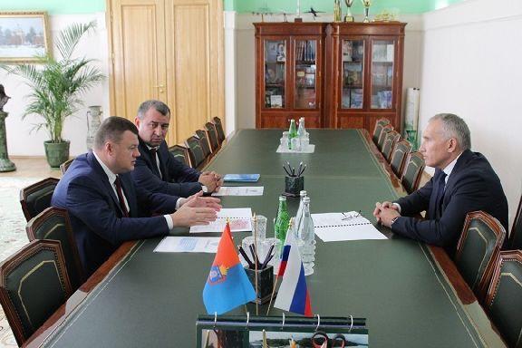 В Тамбовской области активно реализуется программа развития сети федеральных автодорог