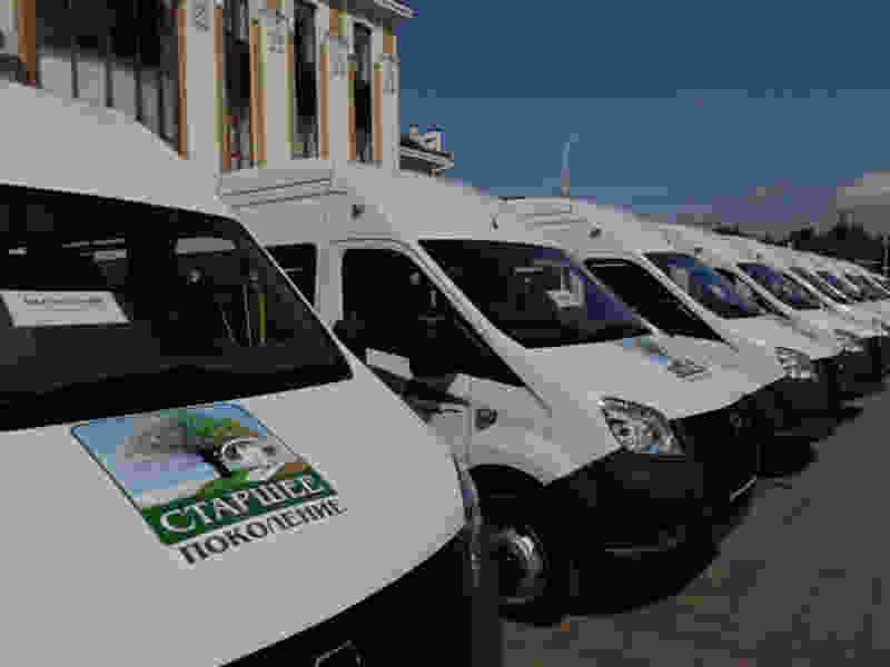 В Тамбовской области начали работу 23 бригады мобильной медицинской помощи