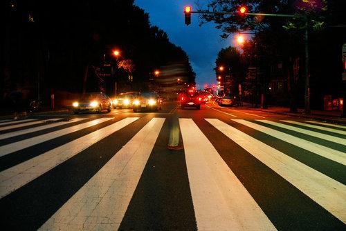 В Тамбовской области ночью сбили пешехода