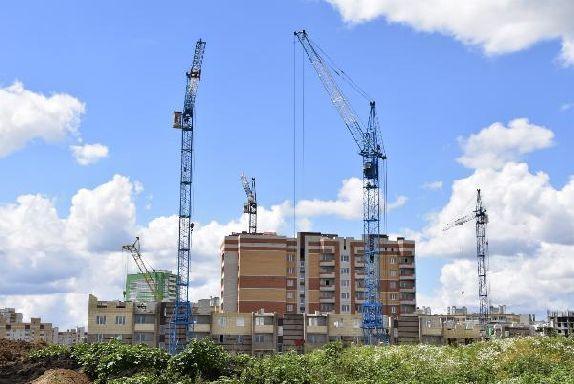 В Тамбовской области за пятилетку планируют возвести 6 миллионов квадратных метров жилья