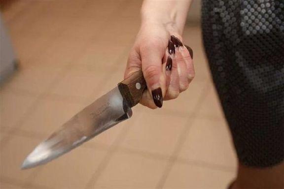 В Тамбовском районе мать, угрожая ножом, дважды отбирала у сына телефон