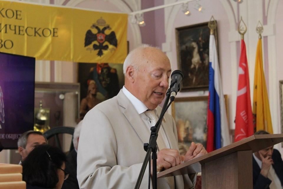 Владимир Карев избран руководителем регионального отделения РВИО на второй срок