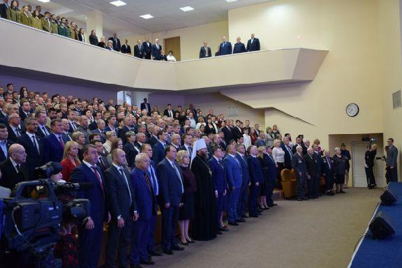 """Александр Никитин: """"Тамбовская область - край золотых сердец!"""""""