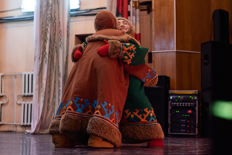 """Ансамбль песни и танца """"Ивушка"""" ярко открыл новый сезон"""