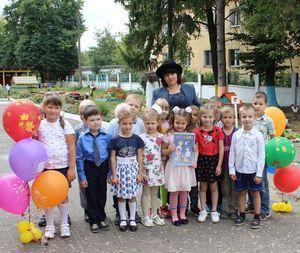 День знаний в детских садах