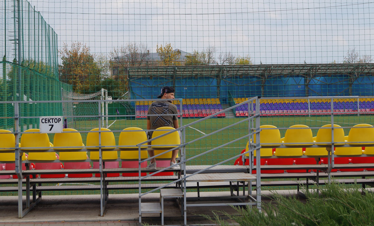Единственный тамбовчанин в составе ФК «Тамбов» Андрей Часовских: «Если бы играли дома, набрали бы вдвое больше очков»