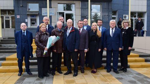 Глава Тамбова Наталия Макаревич поздравила коллектив ТВРЗ со 120-летием завода