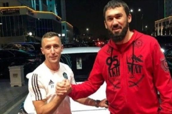 "Игрок ""Ахмата"" получил в подарок машину за гол в ворота ""Тамбова"""