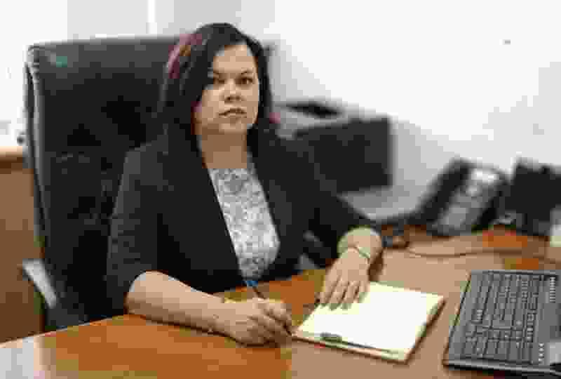 Ирина Пустовит назначена губернатором на должность начальника управления экономической политики