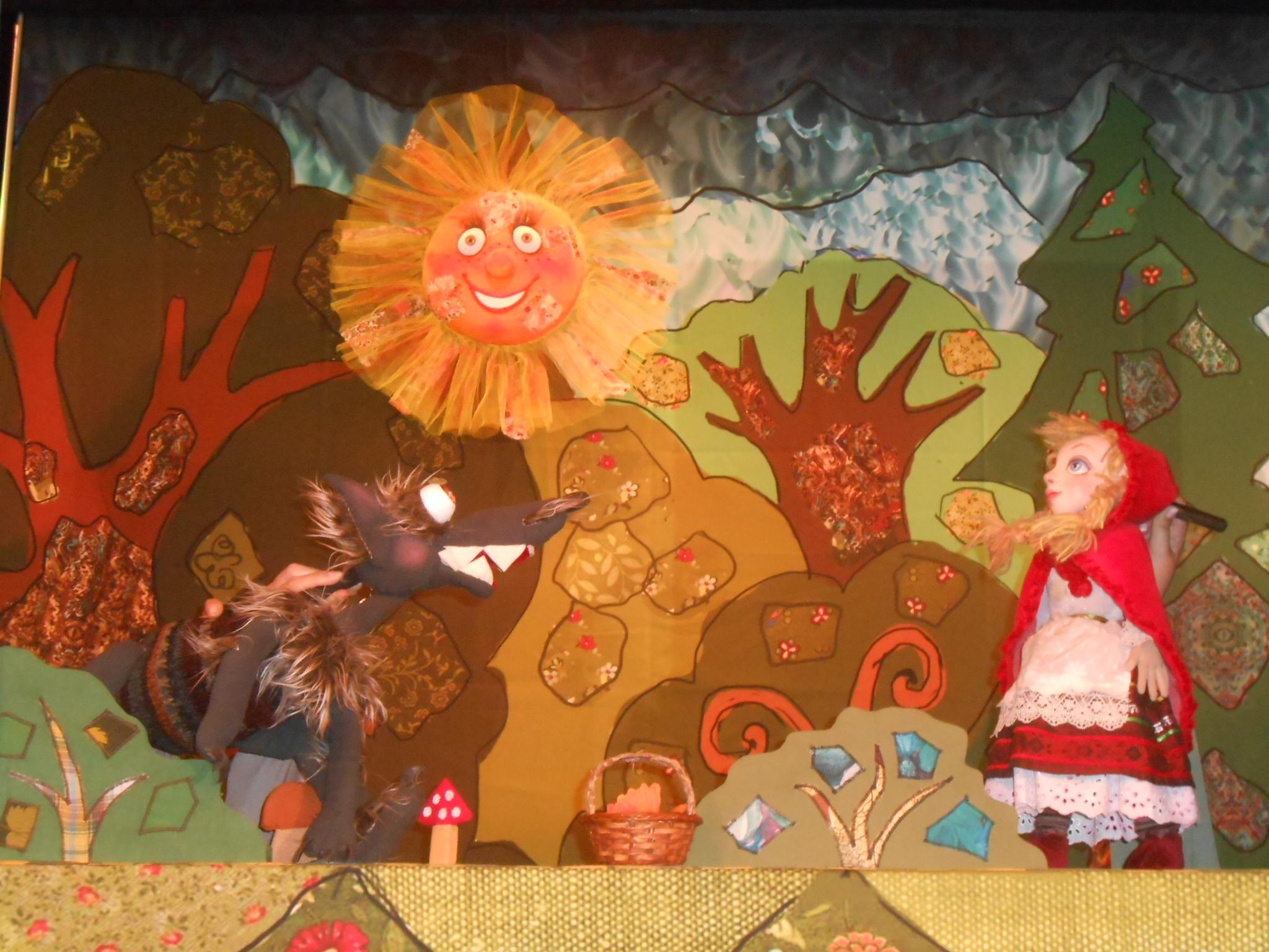 Кукольные спектакли и фестиваль свёклы: тамбовские мероприятия на неделю