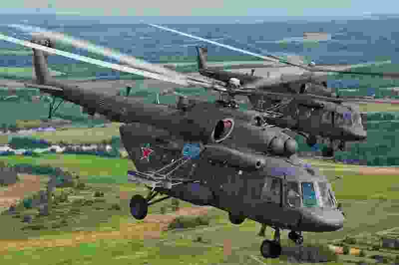 Минобороны построит вертодромы в Тамбовской области