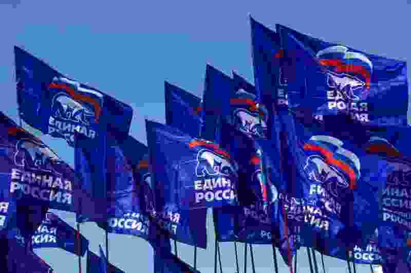 На голосовании в районах Тамбовской области выиграли одни единороссы