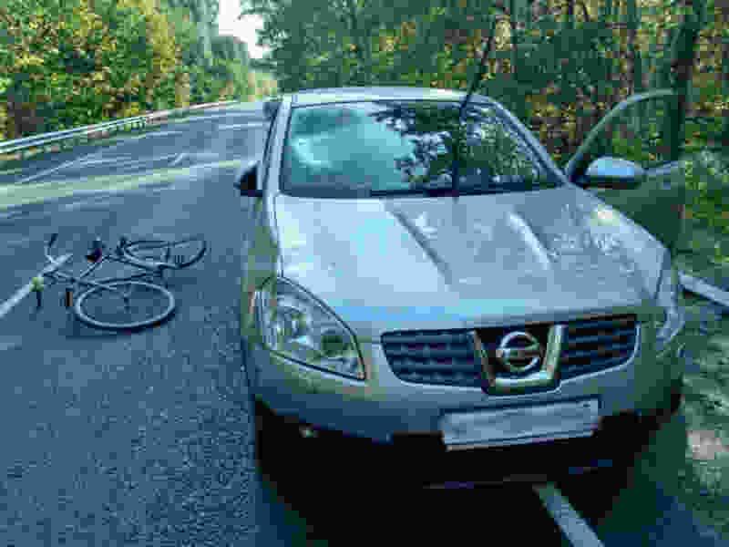 На трассе в Тамбовской области женщина за рулём сбила 67-летнего велосипедиста