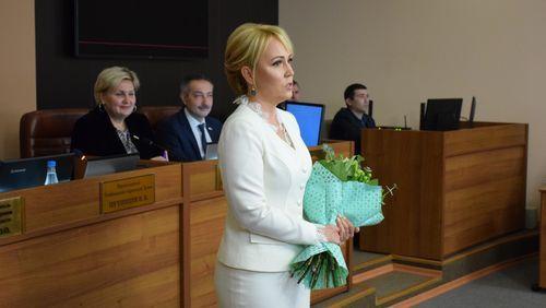 Наталия Макаревич избрана главой города Тамбова