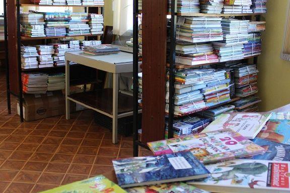 Областная детская библиотека получила почти 1500 новых книг