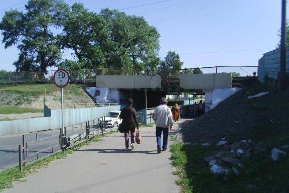 Перекрытие дороги возле жд путепровода на Гастелло перенесли на 7 сентября