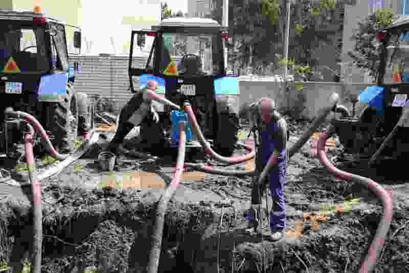 По долгожданной инвестпрограмме в Тамбове собираются реконструировать километры полностью изношенных сетей