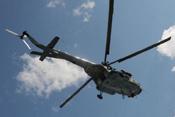 Полигон в Тамбовской области оборудуют вертодромом