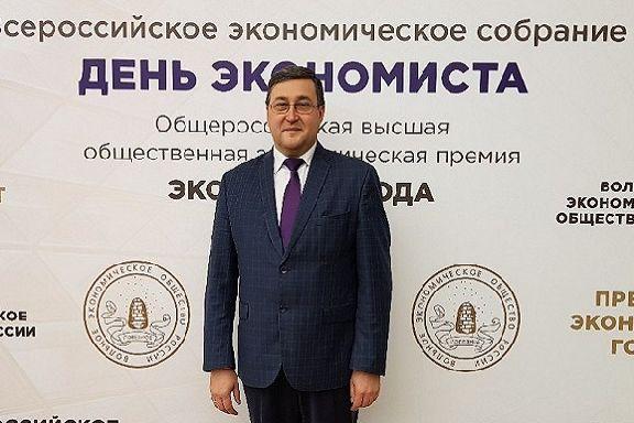 Сергей Юхачев назначен исполняющим обязанности вице-губернатора по экономике