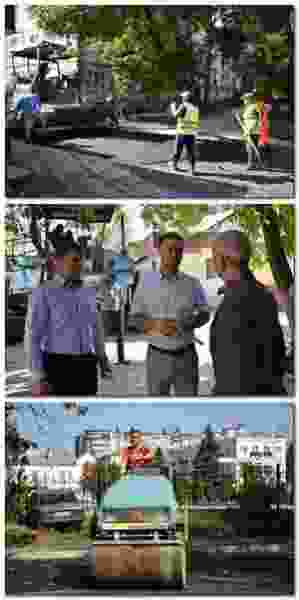 Современную городскую среду создают на Красноармейской, 3
