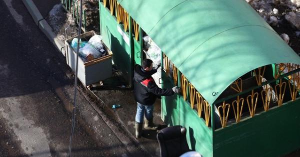 Стоимость установки мусорных контейнеров вТамбовской области составит 1млрд рублей