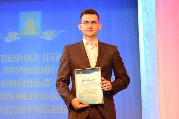 Студенты ТГУ стали обладателями наибольшего числа именных стипендий Тамбовской гордумы