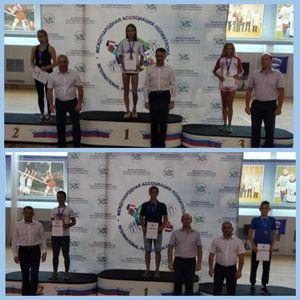 Тамбовские полиатлонисты победили в международных соревнованиях