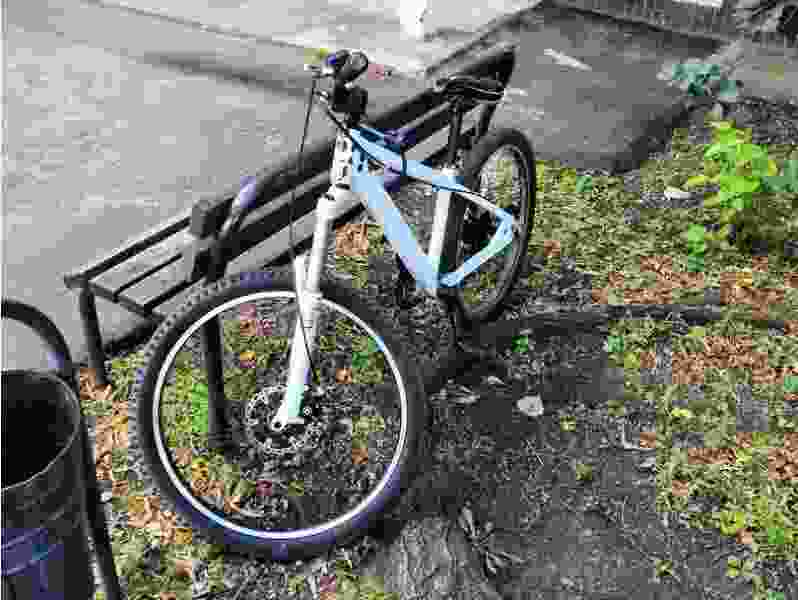 Тамбовские полицейские раскрыли кражу велосипеда