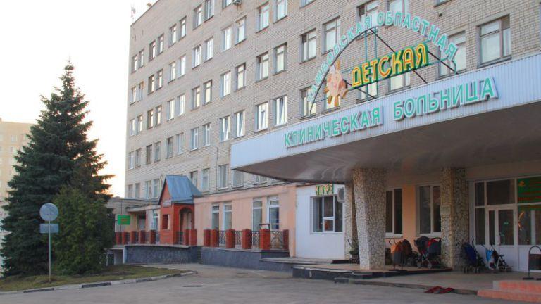 Тамбовскую областную детскую больницу реконструируют в 2021 году за 1,7 миллиарда рублей