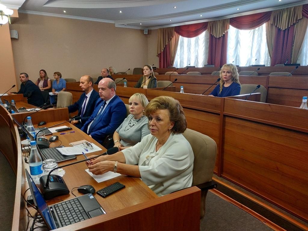 В финал конкурса на место главы Тамбова вышли член исполкома «Единой России» и начальник областного управления по развитию промышленности