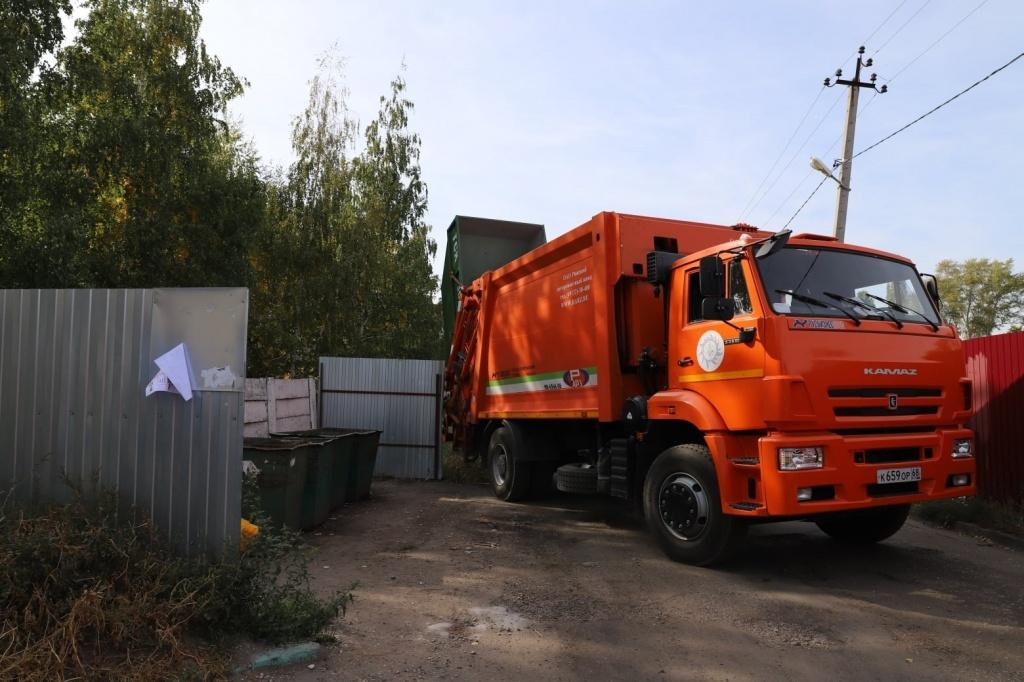 В городе Рассказово «ТСК» провела масштабную работу