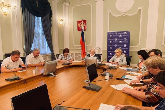 В Общественной палате Тамбовской области обсудили вклад НКО в развитие нацпроектов