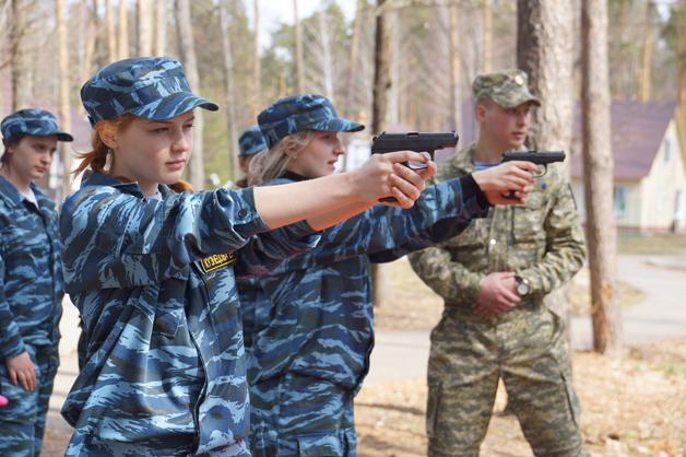 В регионе на базе ТГУ имени Державина появится тактический полигон для гражданско-патриотического воспитания
