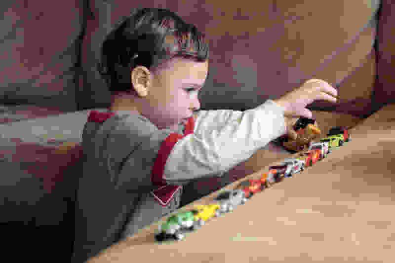 В школах Тамбова открыли классы для детей-аутистов
