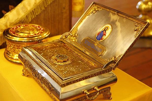 В Тамбов привезли фрагмент одежды Иисуса Христа