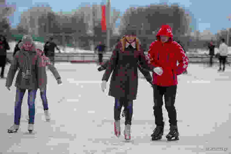 В Тамбове на стадионе «Спартак» появится мобильный каток за 23 млн рублей