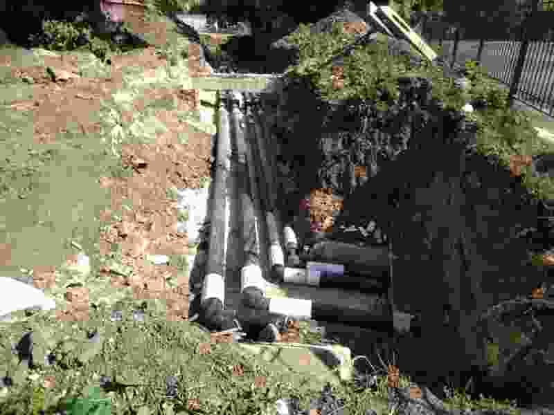 В Тамбове продолжается подготовка теплосетей к отопительному сезону: «Если это последняя раскопка в нашей жизни, мы готовы терпеть»