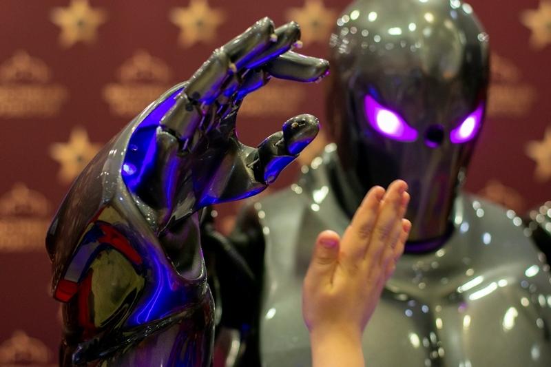 В Тамбове пройдёт фестиваль роботов, которые приглашают на свидание, варят кофе и моют посуду