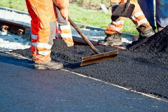 В Тамбове ремонт дорог и тротуаров по нацпроекту завершен на 90%