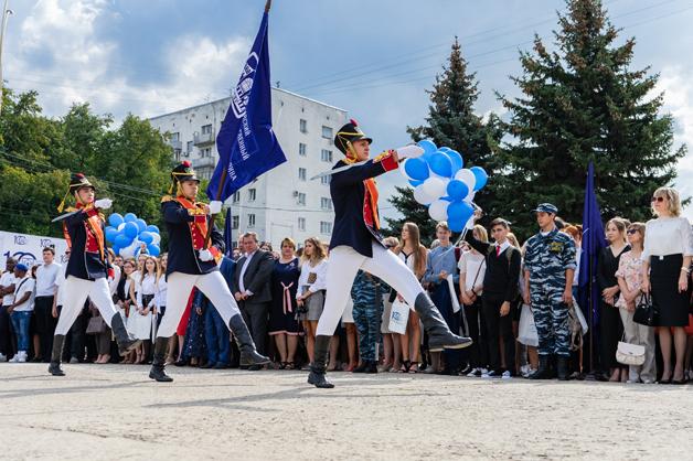 В ТГУ учебный год начался для 3600 первокурсников