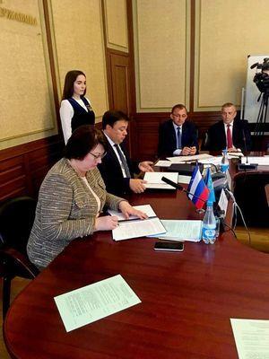 Высшие и образовательные учреждения Тамбова подписали договор о сотрудничестве